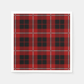 Clan Cummingham Tartan Disposable Serviettes