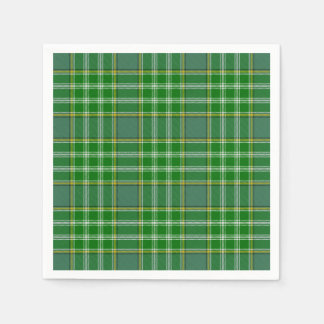 Clan Currie Tartan Disposable Serviette