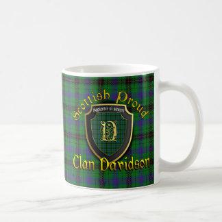 Clan Davidson Scottish Proud Cups Mugs