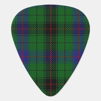 Clan Davidson Sounds of Scotland Tartan Guitar Pick