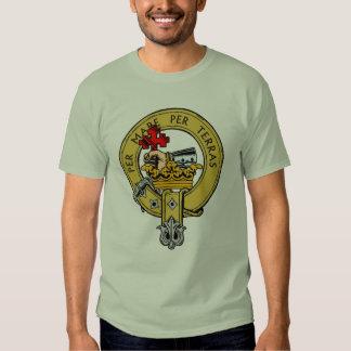 Clan Donald crest Tshirt