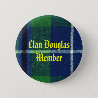 Clan Douglas Tartan Badge  Member