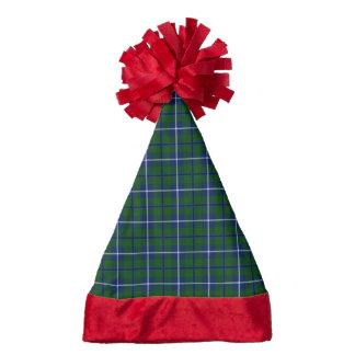 Clan Douglas Tartan Santa Hat
