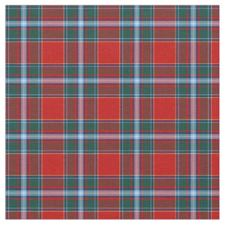 Clan Drummond Tartan Fabric