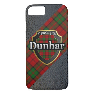 Clan Dunbar Scottish Celebration iPhone 8/7 Case