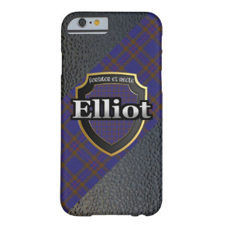 Clan Elliot Scottish Celebration Barely There iPhone 6 Case