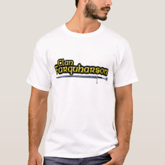 Clan Farquharson Inspired Scottish T-Shirt