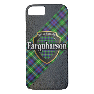 Clan Farquharson Scottish Celebration iPhone 8/7 Case