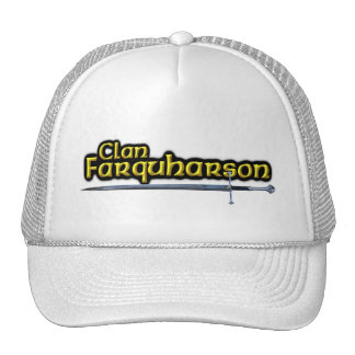 Clan Farquharson Scottish Inspiration Cap