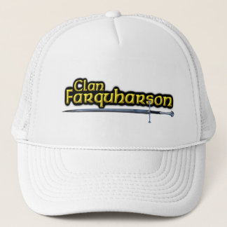 Clan Farquharson Scottish Inspiration Trucker Hat