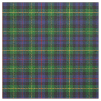 Clan Farquharson Scottish Tartan Plaid Fabric