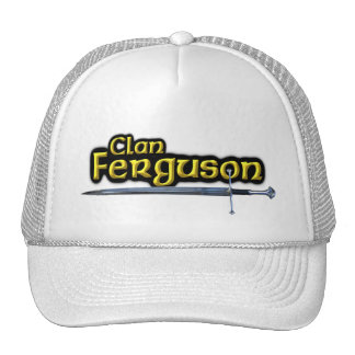 Clan Ferguson Scottish Inspiration Cap