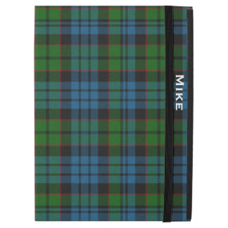 Clan Fletcher Plaid Custom iPad Mini Case