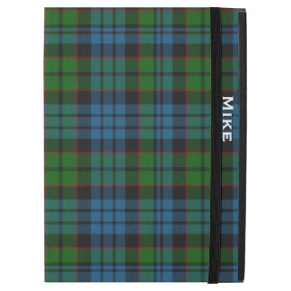 Clan Fletcher Plaid Custom iPad Pro Case