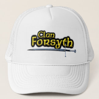 Clan Forsyth Scottish Inspiration Trucker Hat