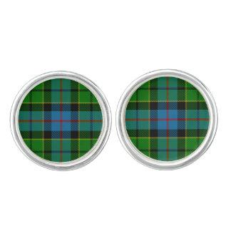Clan Forsyth Tartan Cuff Links