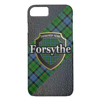 Clan Forsythe Scottish Celebration iPhone 7 Case