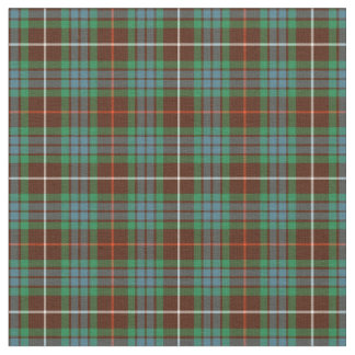 Clan Fraser Hunting Tartan Fabric