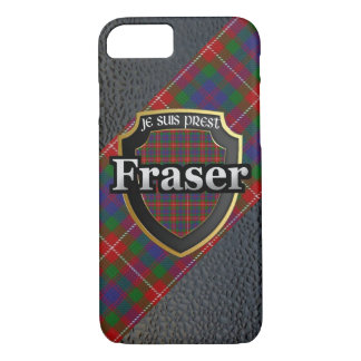 Clan Fraser of Lovat Scottish Celebration iPhone 8/7 Case