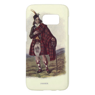 Clan Fraser Phone Cover