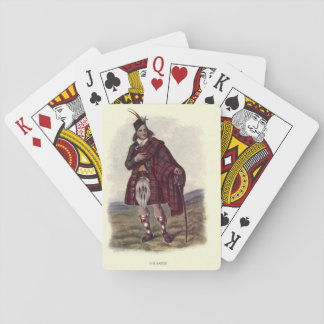 Clan Fraser Playing Cards