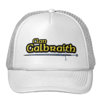 Clan Galbraith Scottish Inspiration Cap