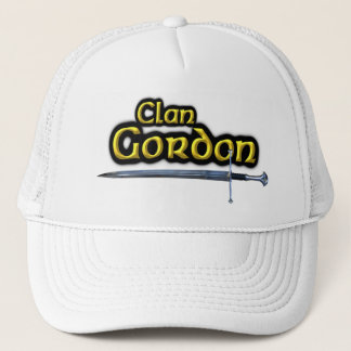 Clan Gordon Scottish Inspiration Trucker Hat
