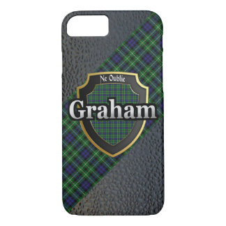 Clan Graham Scottish Celebration iPhone 8/7 Case
