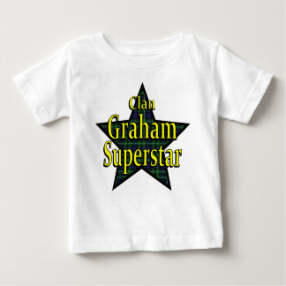 Clan Graham Superstar Infant T-Shirt