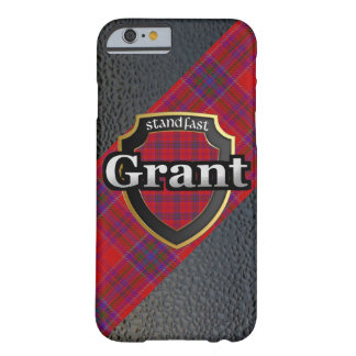 Clan Grant Scottish Celebration Barely There iPhone 6 Case