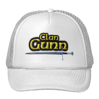Clan Gunn Scottish Inspiration Cap