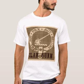 Clan Gunn Sepia T-Shirt