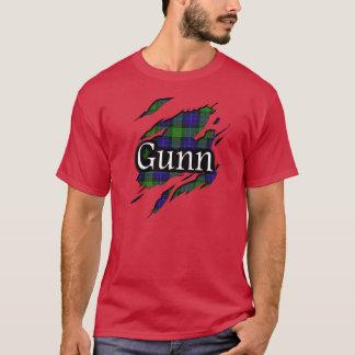 Clan Gunn Tartan Spirit Shirt