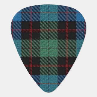 Clan Guthrie Sounds of Scotland Tartan Plectrum