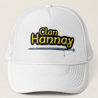 Clan Hannay Scottish Inspiration Trucker Hat