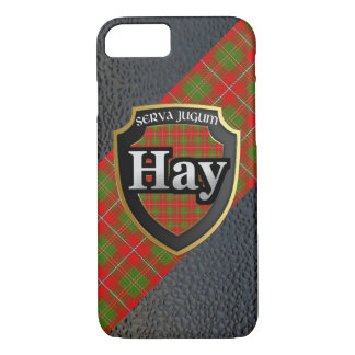 Clan Hay Scottish Celebration iPhone 8/7 Case