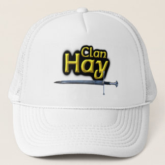 Clan Hay Scottish Inspiration Trucker Hat