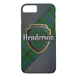 Clan Henderson Scottish Celebration iPhone 8/7 Case