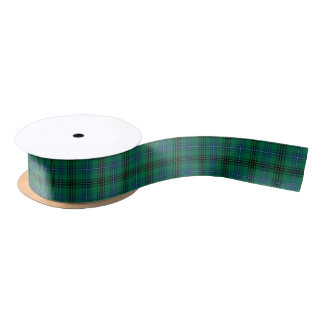 Clan Henderson Tartan Satin Ribbon