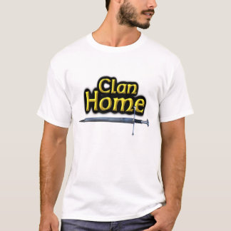Clan Home Inspired Scottish T-Shirt