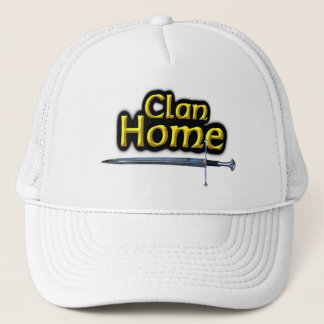Clan Home Scottish Inspiration Trucker Hat