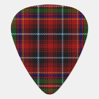 Clan Innes Sounds of Scotland Tartan Guitar Pick