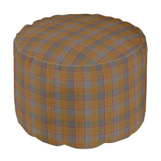 Clan Jardine Scottish Style Tartan Pouf