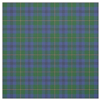 Clan Johnstone Johnston Scottish Tartan Plaid Fabric