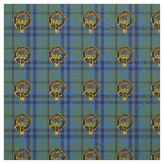 Clan Keith Ancient Tartan & Crest Fabric