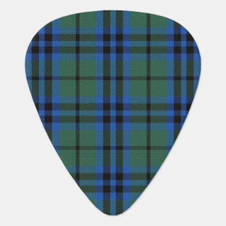 Clan Keith Sounds of Scotland Tartan Plectrum