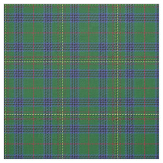 Clan Kennedy Scottish Tartan Plaid Fabric