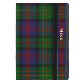 Clan Logan Plaid Custom Mini iPad Case