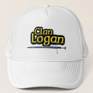 Clan Logan Scottish Inspiration Trucker Hat