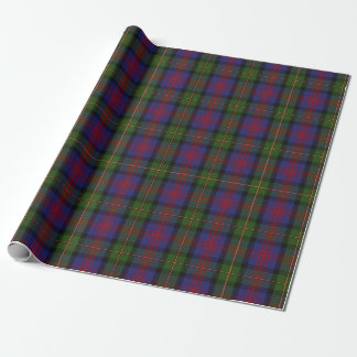 Clan Logan Scottish Tartan Wrapping Paper